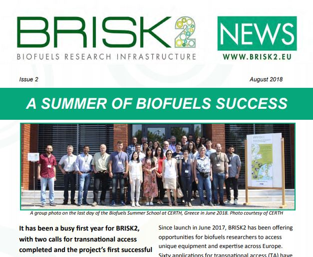 BRISK2 News Issue 2
