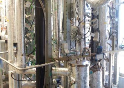ECN Lab Scale OLGA Tar Removal Unit