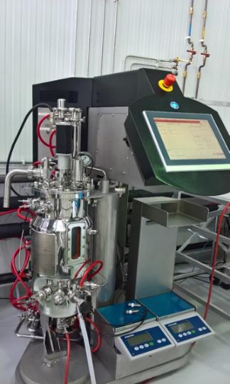 20L Fermentor Biostream