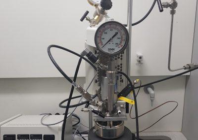 4560 Parr Mini Reactor system (autoclave) (TUD 01)