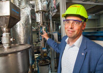 TUD Prof Wiebren de Jong