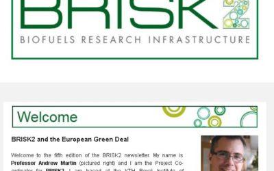 BRISK2 News Issue 5
